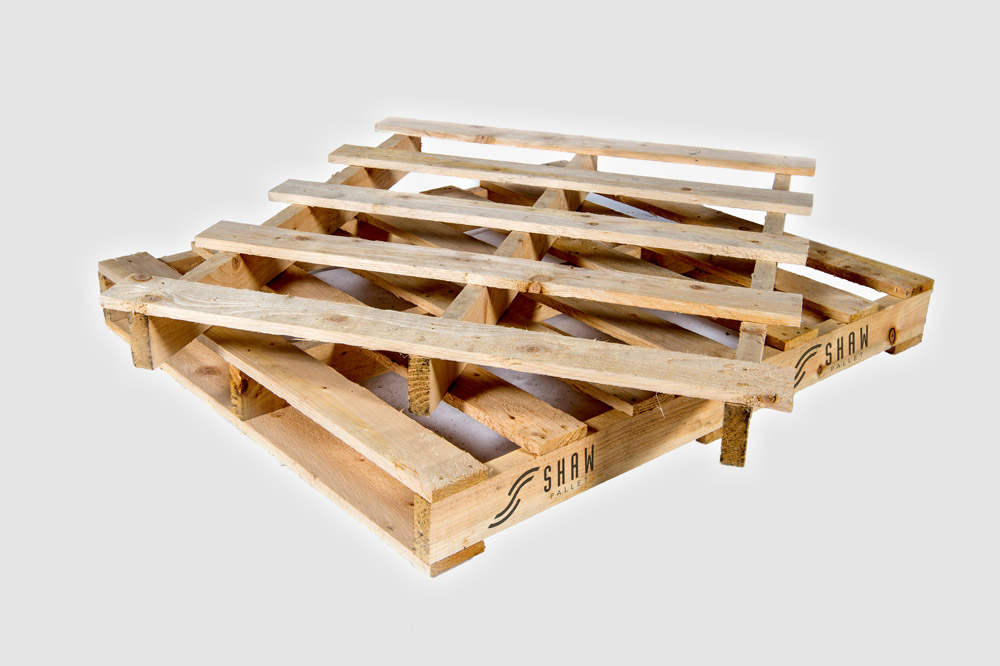 New & Used Wood Pallets | Shaw Pallet, Huddersfield, West