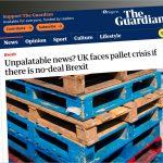 The Guardian –Brexit Pallet Crisis